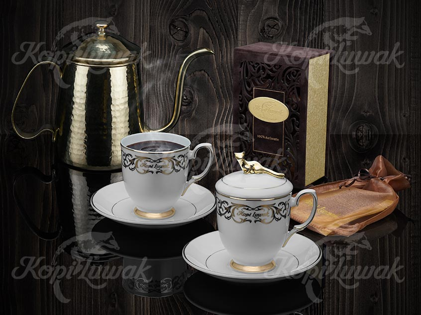 Kopi Luwak Coffee