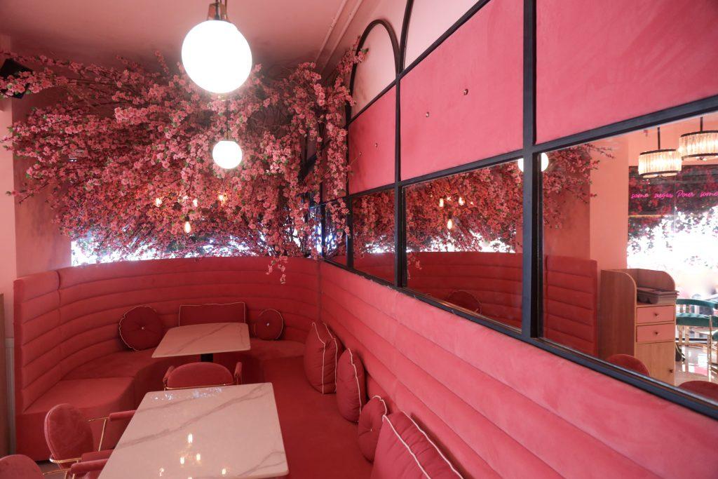 Pink Wasabi