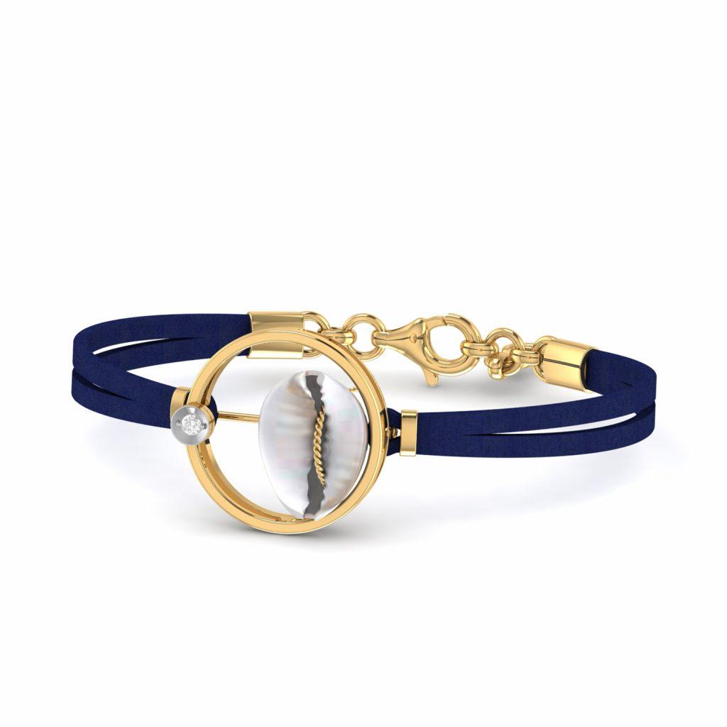 PC Jewellers Diamon Rakhi Bracelet