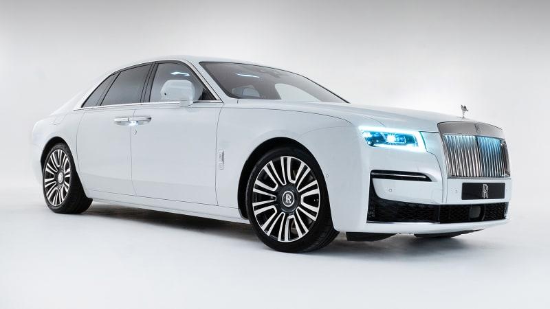 Rolls Royce New Ghost