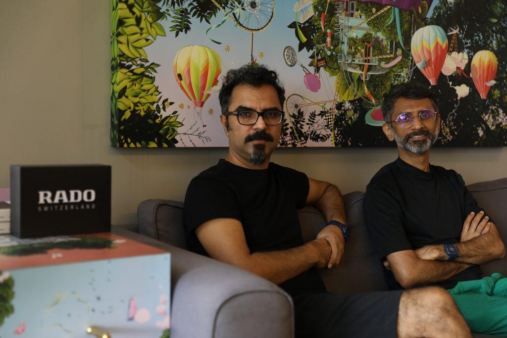 Jiten Thukral and Sumir Tagra