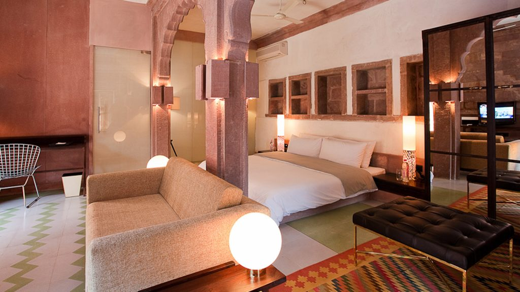 Fort Hotels in India