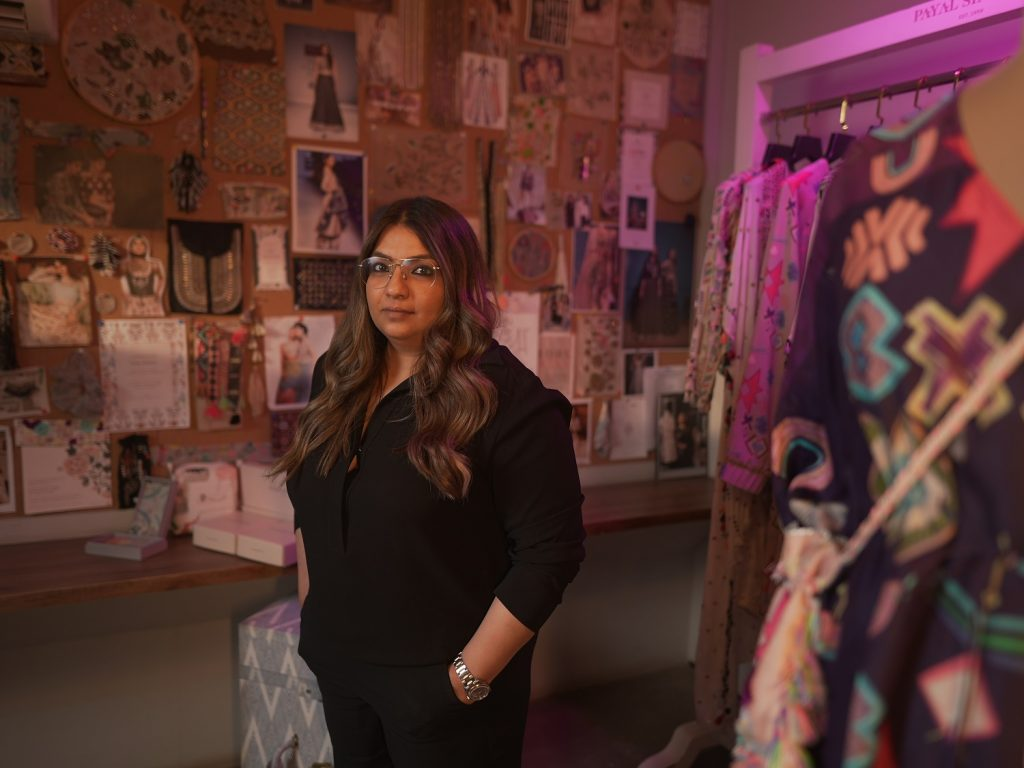 Payal Singhal for The Designers Class 2