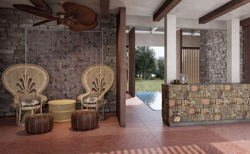 Aramness Gir Luxury Safari Lodge