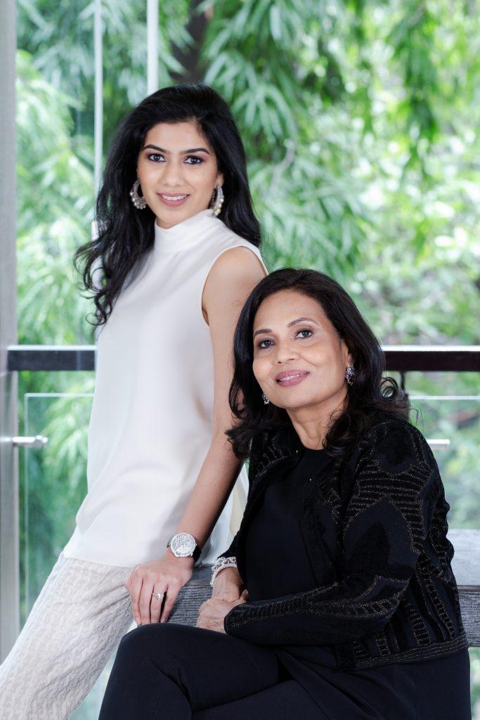 Sukriti and Asha Jindal Khaitan, Founders of asa