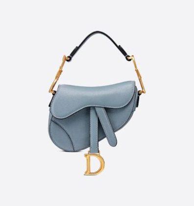 Dior Micro Saddle Bag